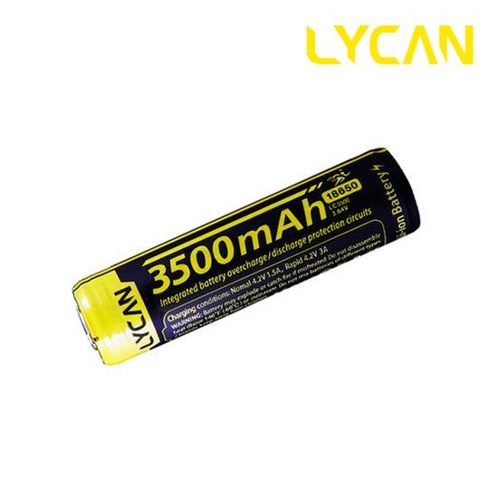 라이칸LYCAN 라이트 충전지바데리 배터리 LC3500