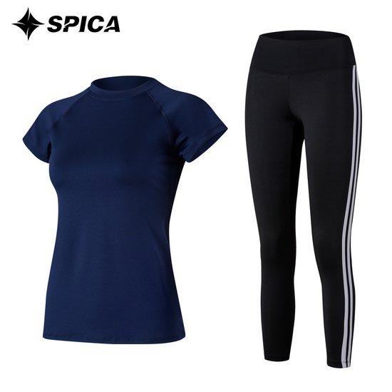 스피카 요가복세트 티셔츠 요가레깅스 SPA510506