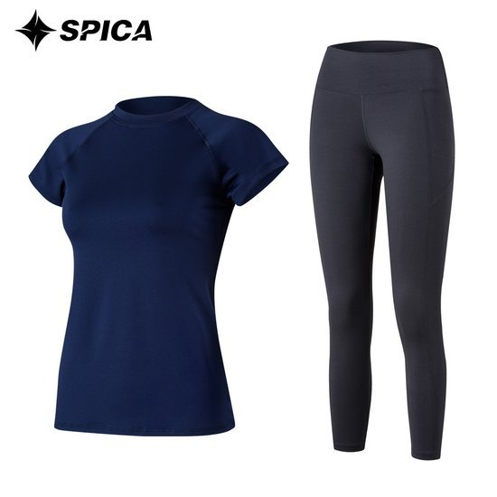 스피카 요가복세트 티셔츠 요가레깅스 SPA510509