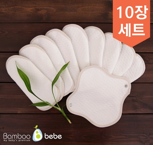 순한대나무 소중한엄마 팬티라이너_10장