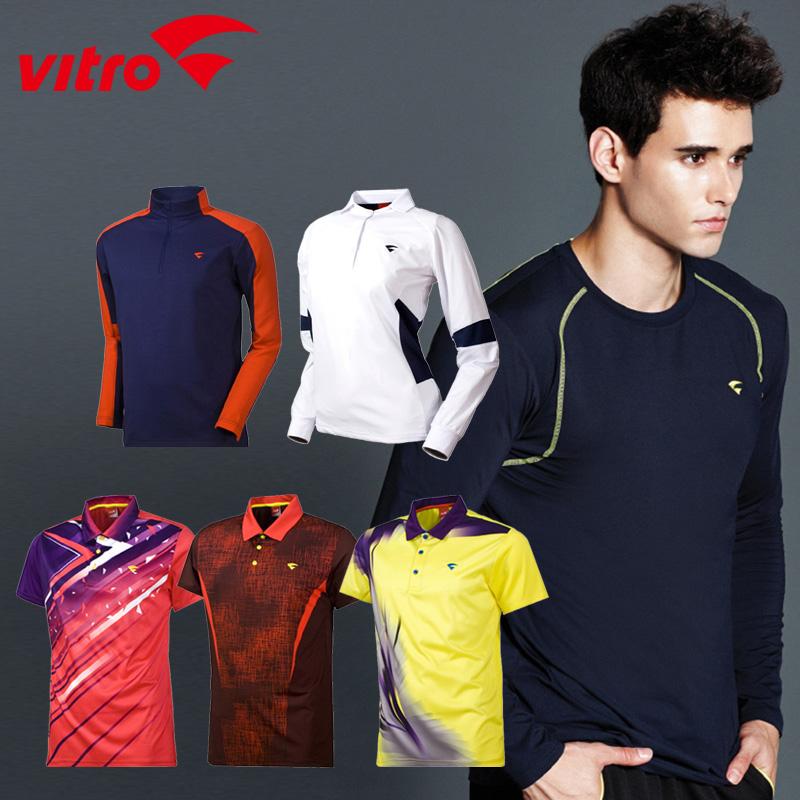 비트로/테니스/배드민턴/탁구복/티셔츠/스쿼트/스포츠의류