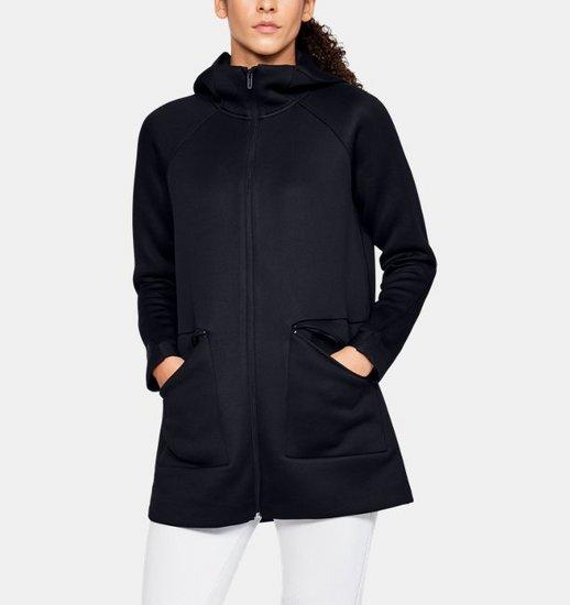 [언더아머 공식]여성 UA 언스타퍼블 /무브 재킷
