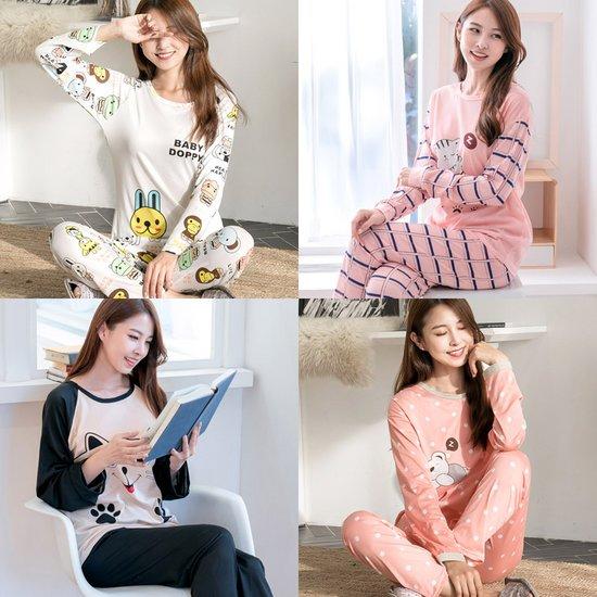 [민트코코아] 여성 잠옷 파자마 긴팔세트 7종택1