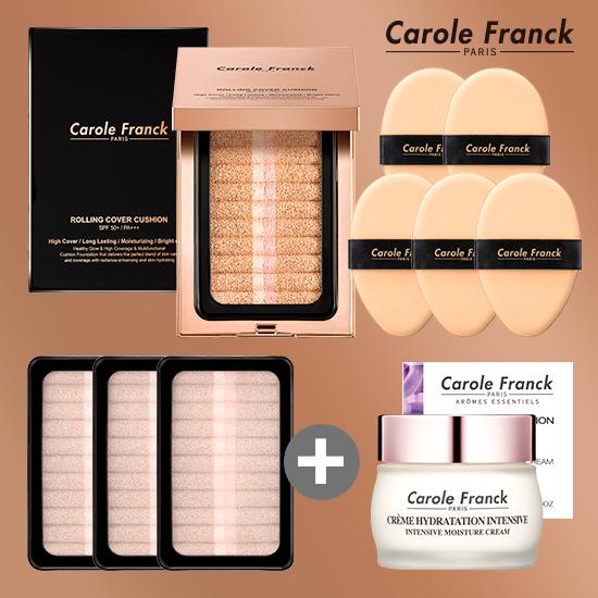 [캐롤프랑크 쿠션] Carole Franck Paris 일레븐 롤링 쿠션