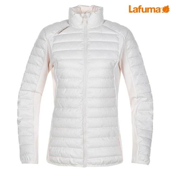 [하프클럽/라푸마]라푸마 여성 크림 ARIA 경량 패딩 자켓