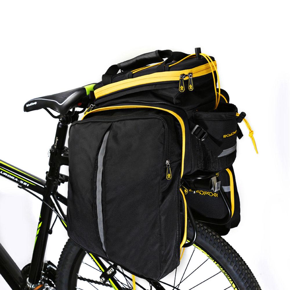 Mc.DYNAMICS자전거 하드 짐받이가방/자전거가방