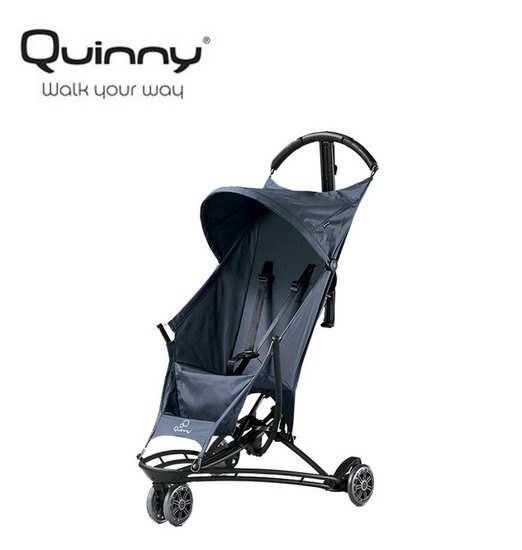 [Quinny] 퀴니 예츠 3.0 휴대용 유모차 / 그레이 로드