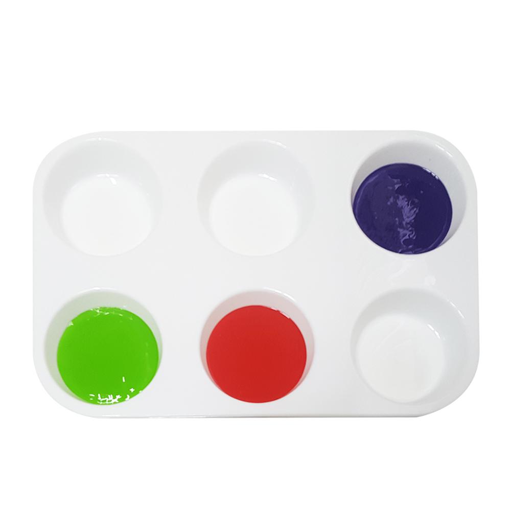 [아티바바] 페인트파레트 물감 놀이 도구 그림  색칠