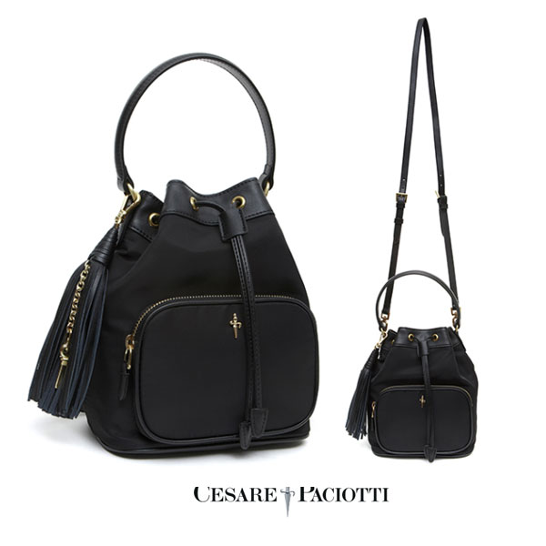 CP BY CESARE PACIOTTI 숄더백 NYLON DRAWSTRING MINI/10009785