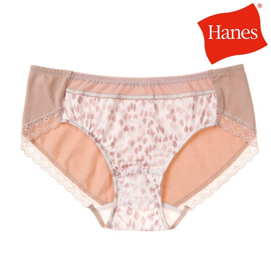 [HANES] 헤인즈 보정 핑크 팬티 1종 HAWPT5G08