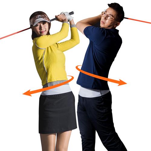 [FG9001] 골프복대 플렉스기어 남녀