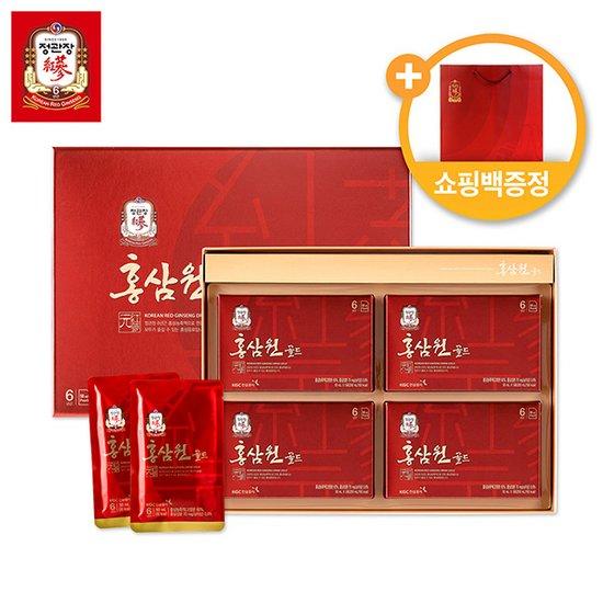 정관장 홍삼원골드 50ml x 20포