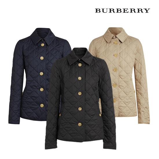 [오플]버버리 퀼팅 재킷