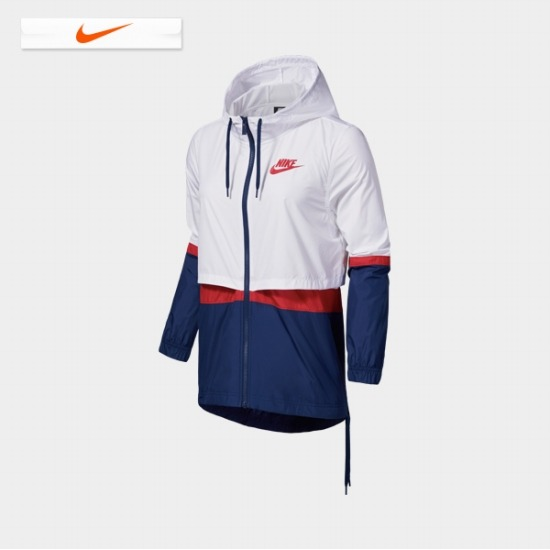 여성 나이키 스포츠웨어 재킷 NIKE AJ2983-106