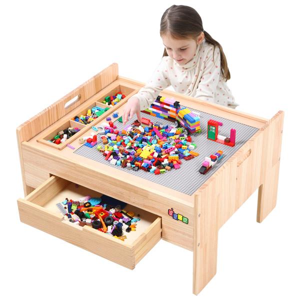 러닝 레고 블록 테이블