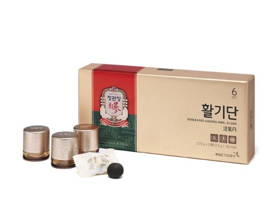 [정관장]활기단 3.75gx10환/10+2박스