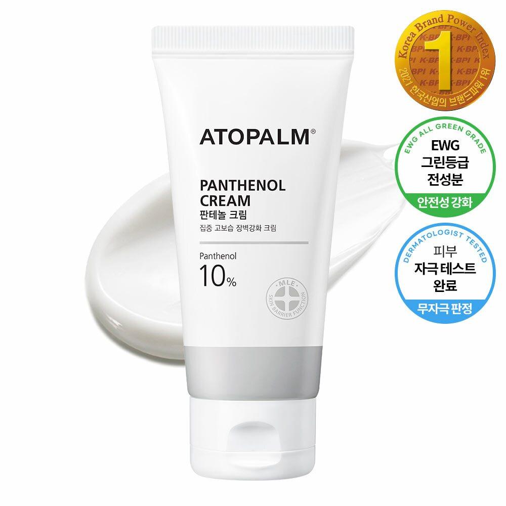 [온라인단독] 아토팜 판테놀 크림 80ml