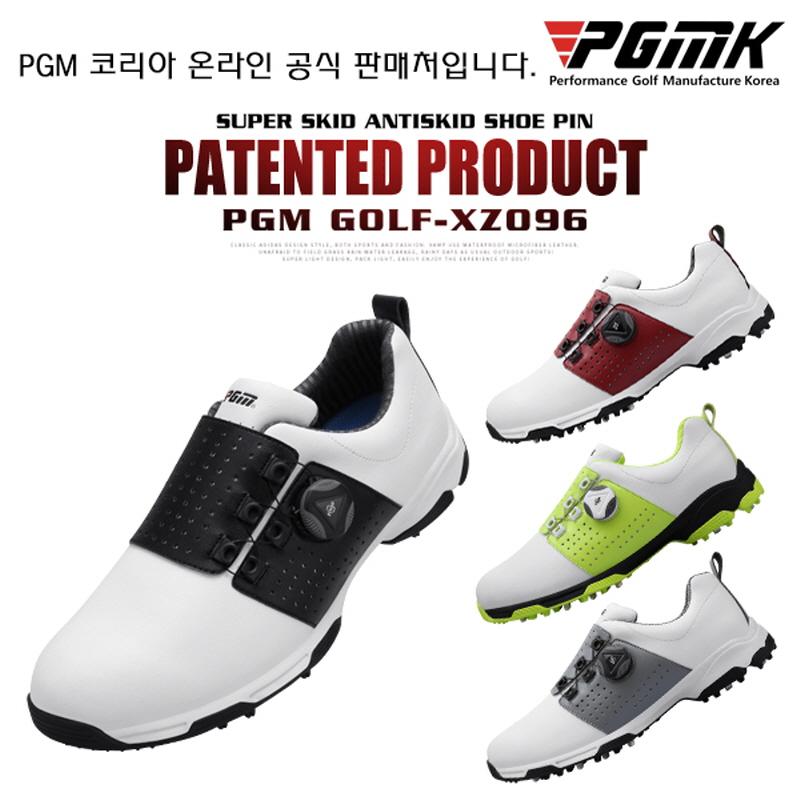 PGMK 한국 공식 판매처 보아 K-096 남성 초경량 방수 사이드 슬