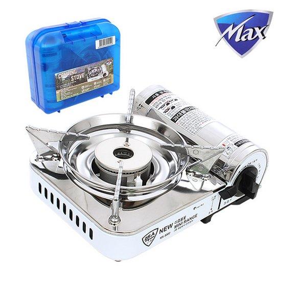 [맥스] 미니 휴대용 가스렌지 MS-8000 - 케이스 포함
