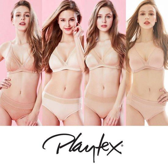 [Playtex]플레이텍스 노와이어 18HOUR 48g 8종세트 PXW9E02040509_T