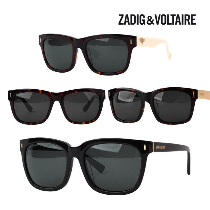 [ZADIG VOLTAIRE][정식수입] 쟈딕앤볼테르 [6종택1] 명품 선글라스