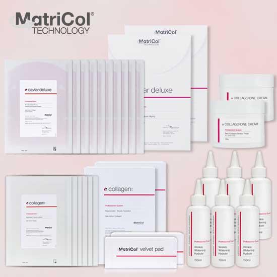 44주 더블구성]화제의 생콜라겐-매트리콜 벨벳관리 프로그램