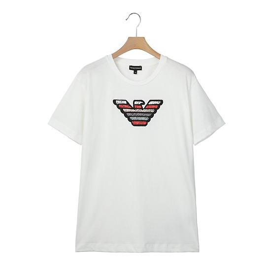[EMPORIO ARMANI]2019 New embroidered Women T-shirts