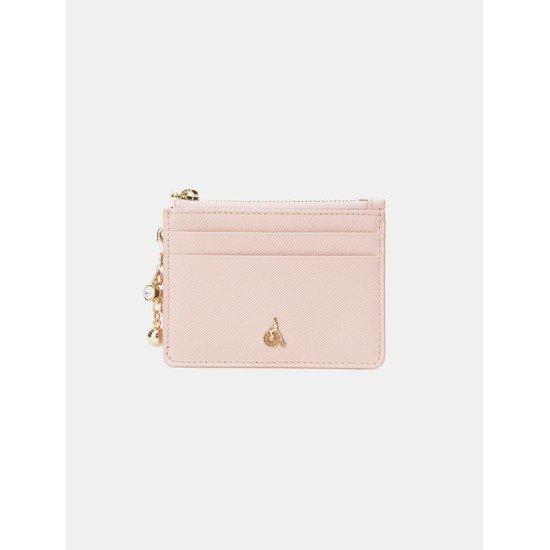 [빈폴ACC] 여 핑크 루시 카드지갑 BE91A4T15X