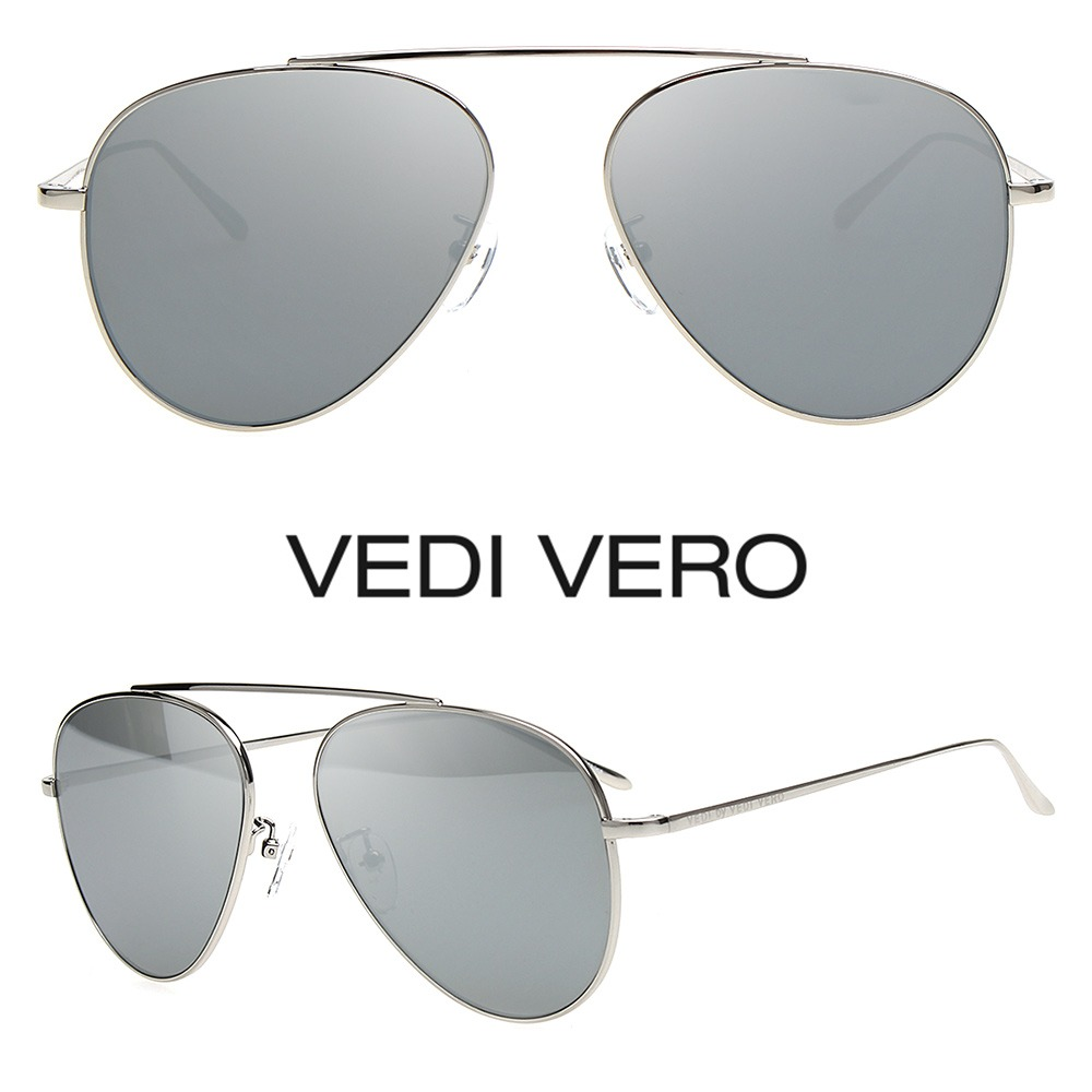 [공식판매처]VEDI VERO VJ653-1 SIV 베디베로 선글라스
