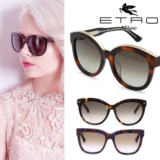 [에트로]공식수입 명품 선글라스 10종