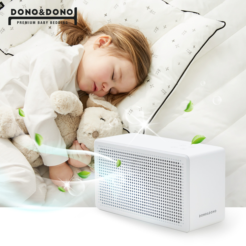[도노도노] 필터1p 추가 증정 아기 공간 미니 공기청정기