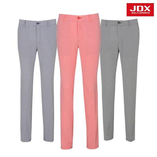 [JDX] 남성 써커 깅엄체크 팬츠 3종 택1 X2PMPTM41
