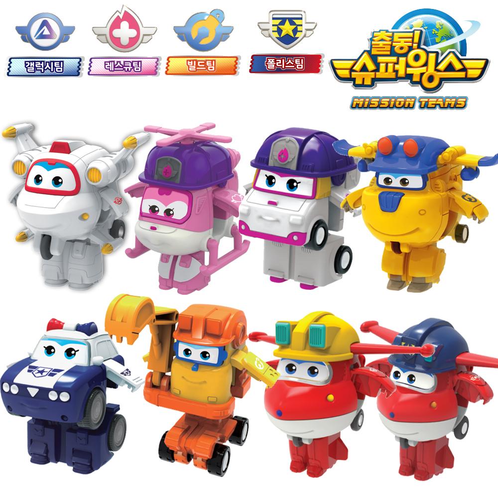 슈퍼윙스 시즌3 미니 변신로봇