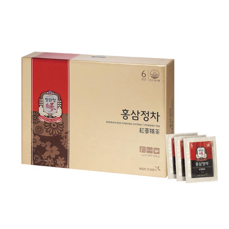 [정관장]홍삼정차/3gx100포 1박스