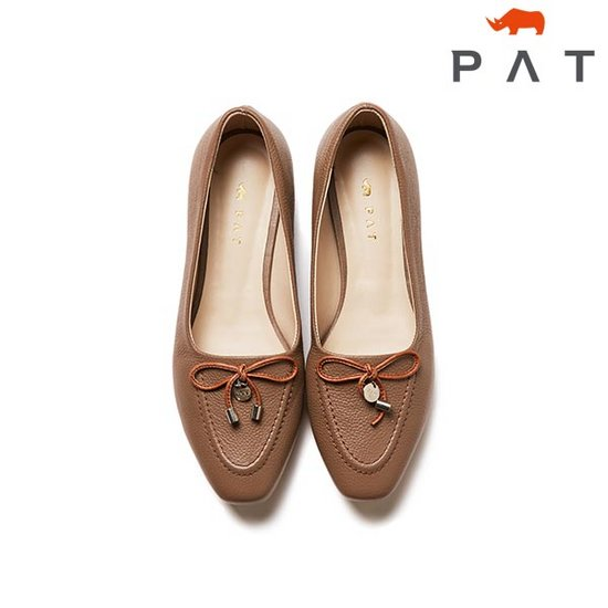 PAT 플랫슈즈-1B27602/베이지