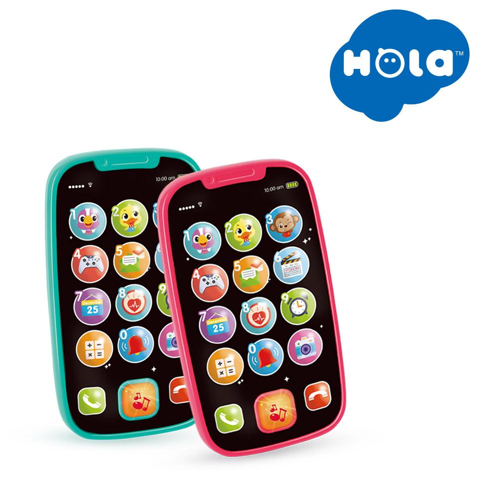 홀라 마이 퍼스트 스마트폰 유아 핸드폰 전화기 장난감