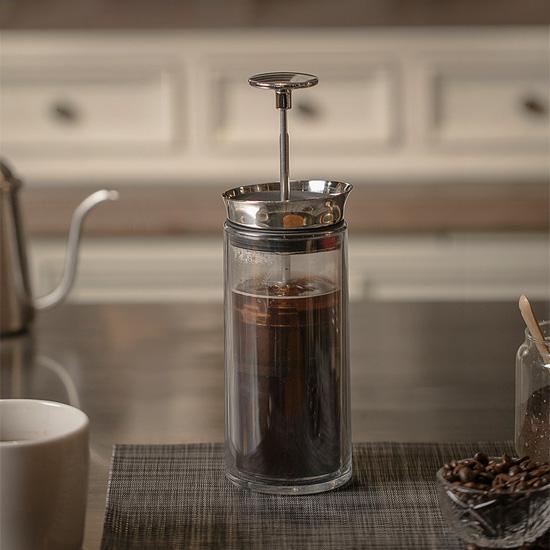 깔끔한 커피의 맛, 아메리칸 커피프레스