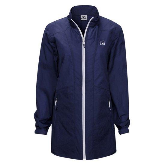 여성 바람막이 코트 점퍼 등산복 경량 아우터 DW-A9-004-네이비