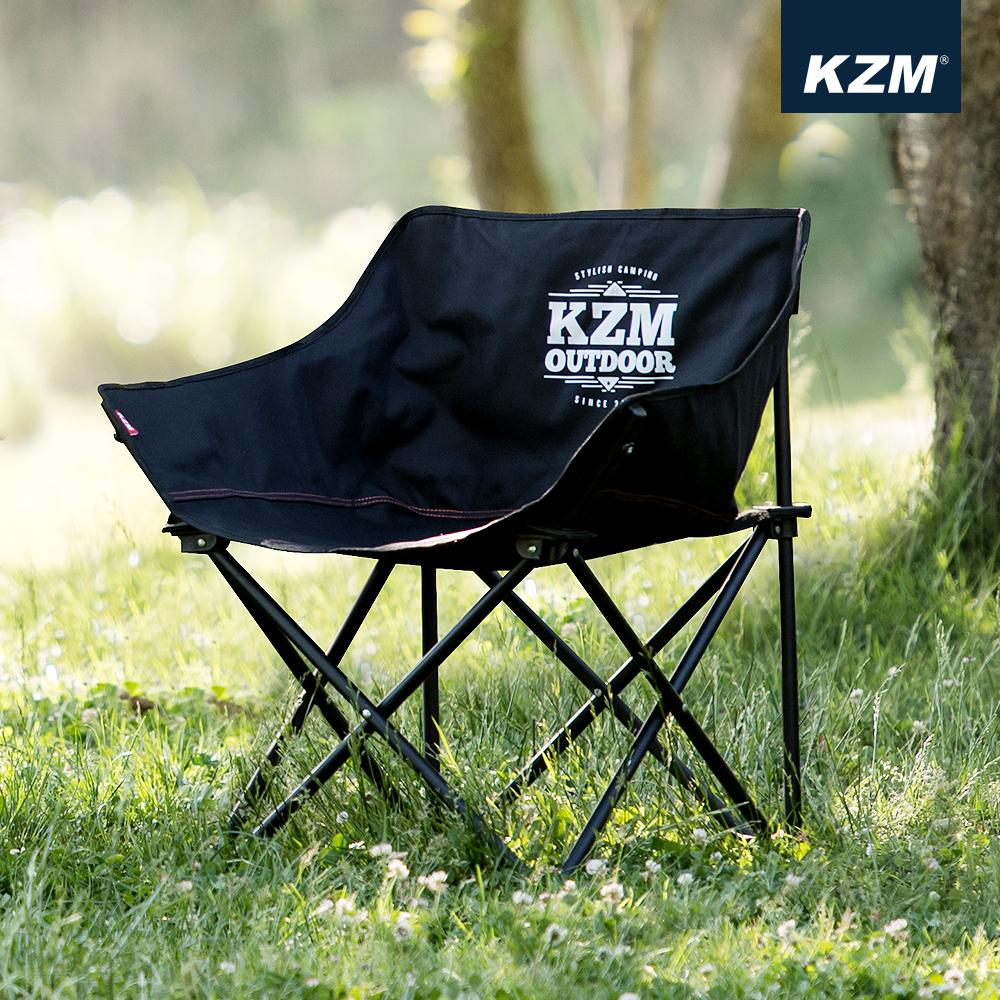 카즈미 시그니처 쿠잉 캠핑의자 K9T3C002 / 감성캠핑의자 낚시의
