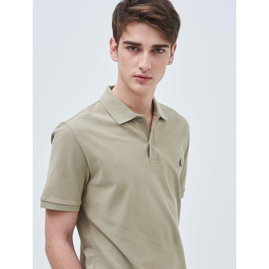 [빈폴멘] 남성 올리브 티셔츠 BC9242A01J