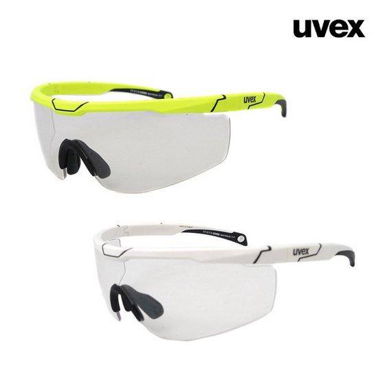 UVEX 우벡스 117 바리오 미러 117 VM 자전거용 미러 변색 고글