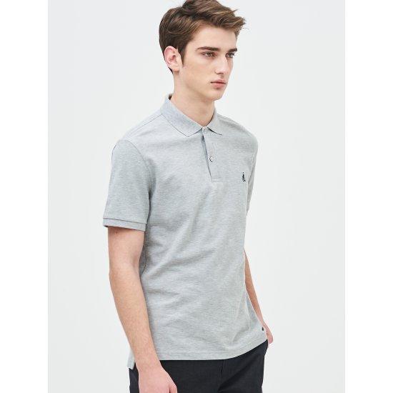 [빈폴멘] 남성 그레이 티셔츠 BC9242A013