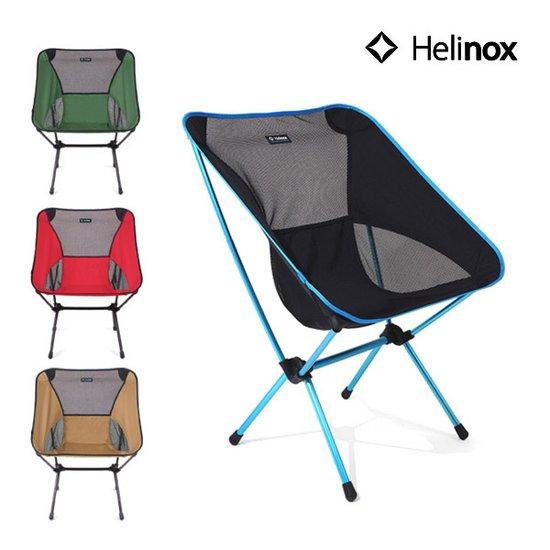 헬리녹스 체어 원 엑스라지 - 오토캠핑/알루미늄 프레임/파우치 웨빙