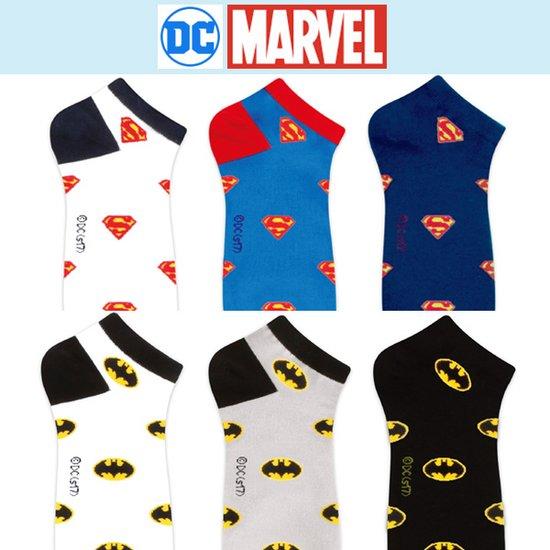 [국내생산정품] DC&MARVEL 남성 마크 스니커즈