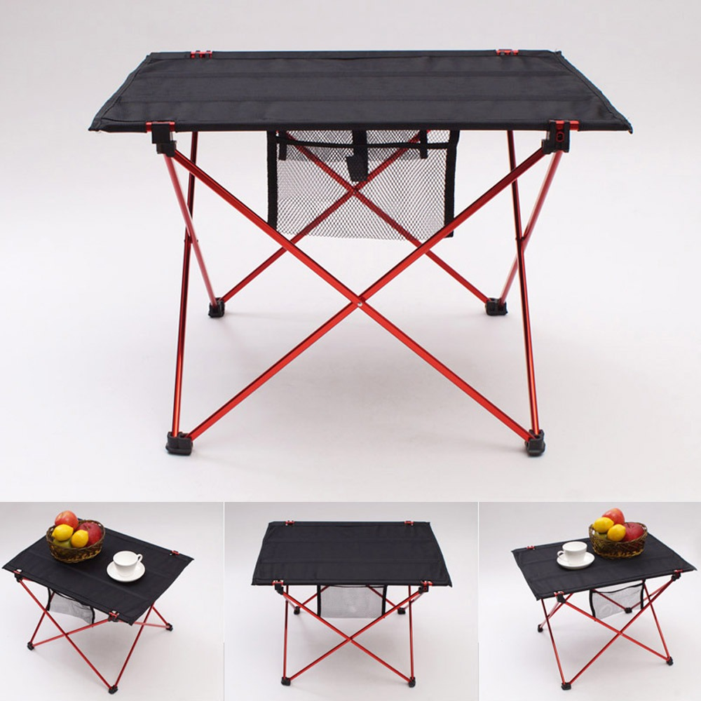 초경량 캠핑테이블 간이 접이식테이블 중형