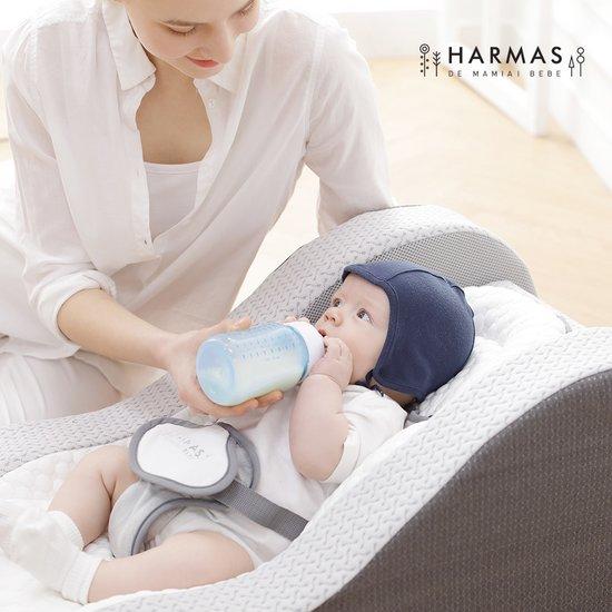 [알마드마미아이베베] 컴포트핏 역류방지 아기 침대