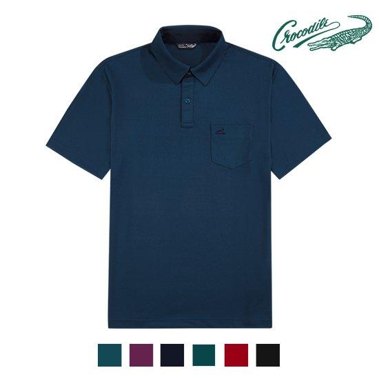 크로커다일 쿨 와이카라 반소매 티셔츠 CDAA5TP2703