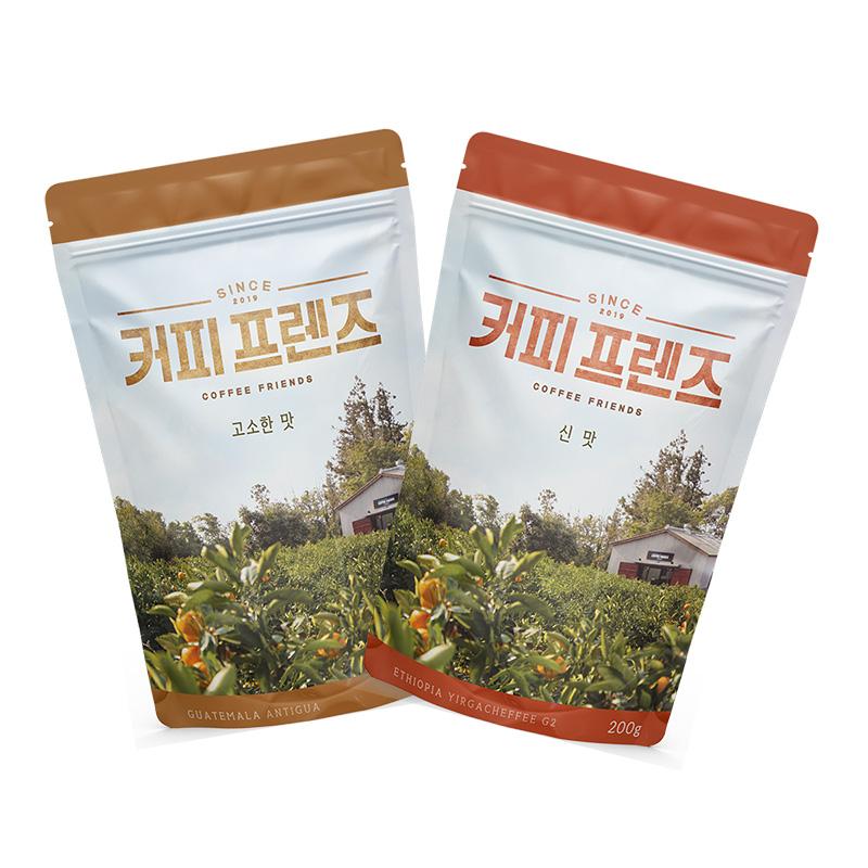 커피프렌즈x로비539 원두 단품 택1