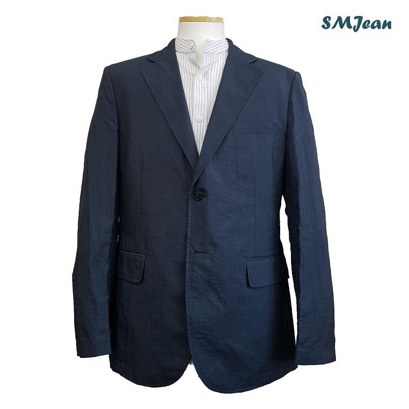 SMJ612 와샤 콤비 자켓 남성 캐주얼 세미정장 남자 투버튼 마이 잔피엘 봄 여름