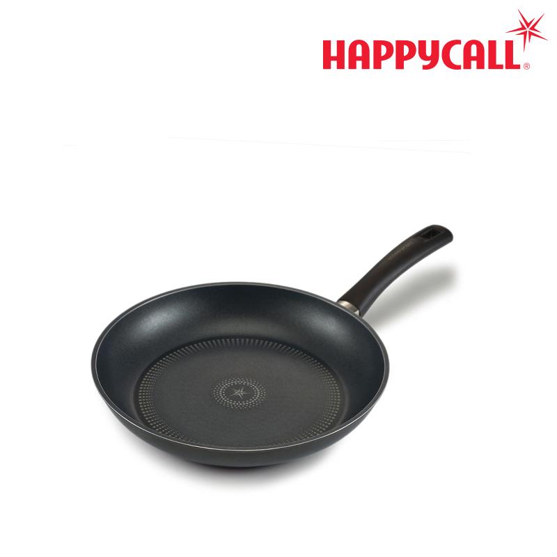 [본사]해피콜 골드IH 라인 프라이팬 28cm